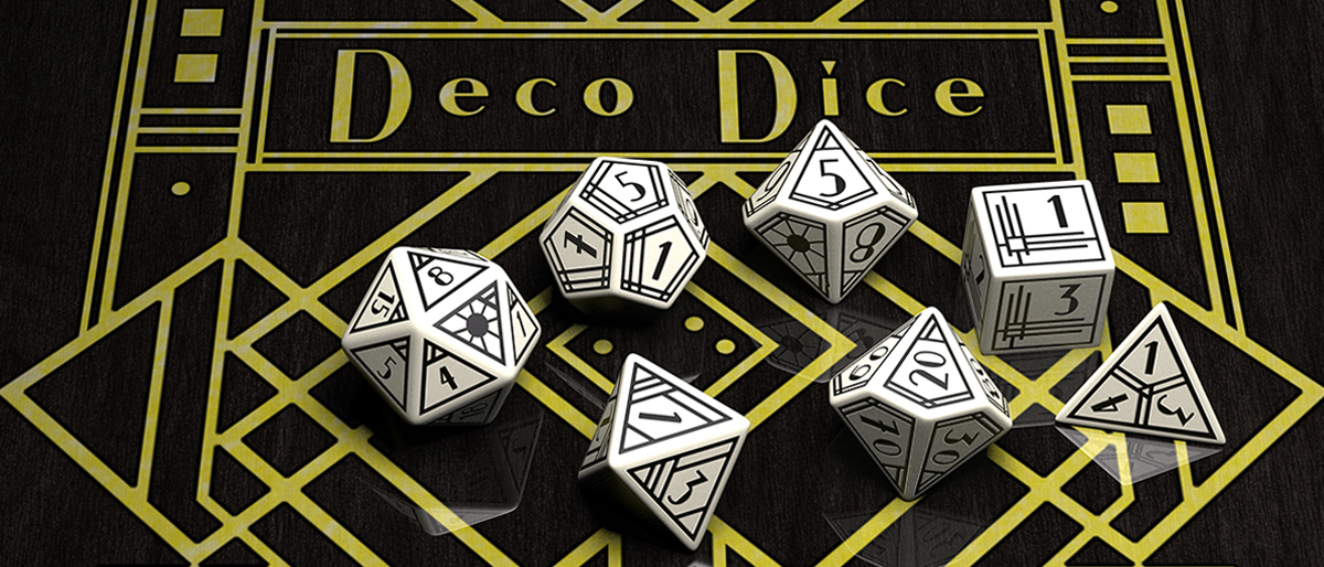 Permalink to: Deco Dice